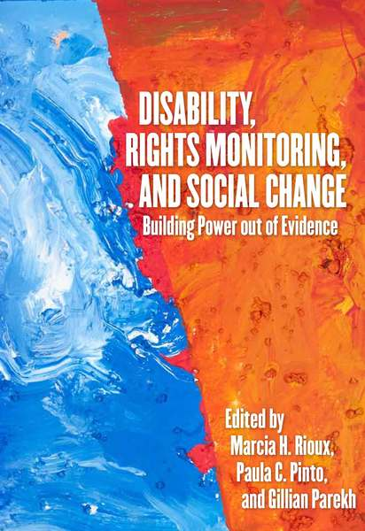 2015 Disability Rights Monitoring CVR