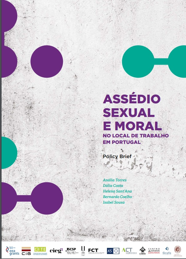 Assédio capa policy brief