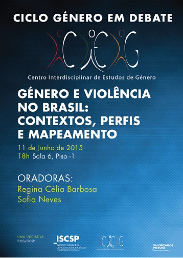 Gender and violence in Brazil: contexts, profiles and mapping
